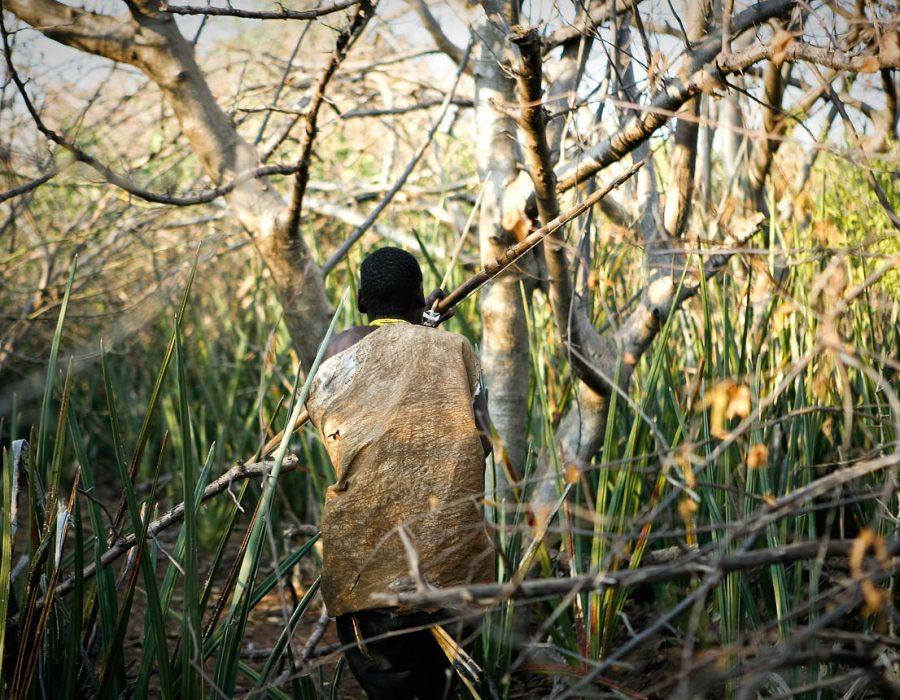 Traditional hunters